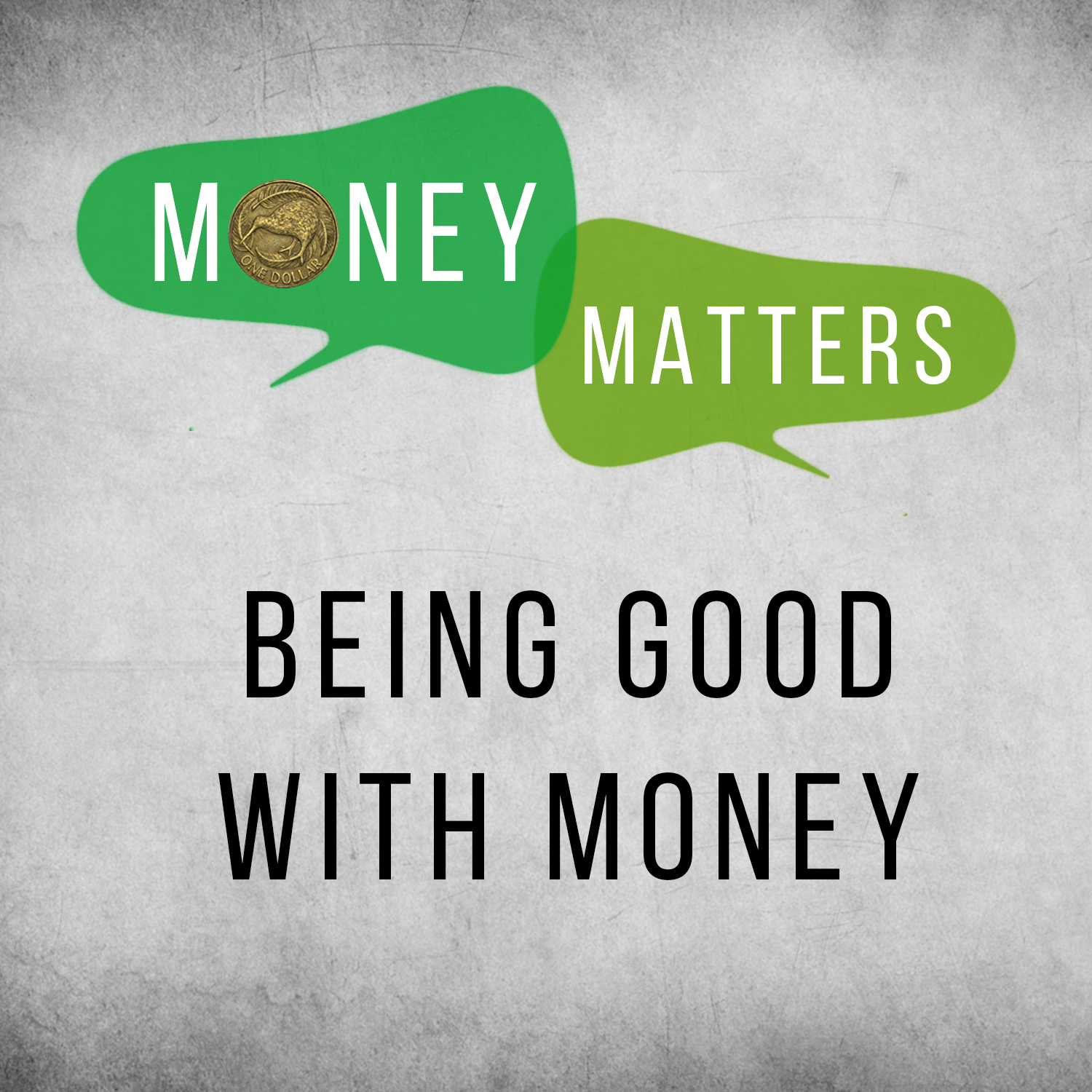 Being Good With Money
